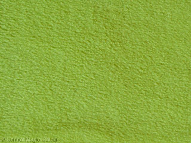 Fleece - lime