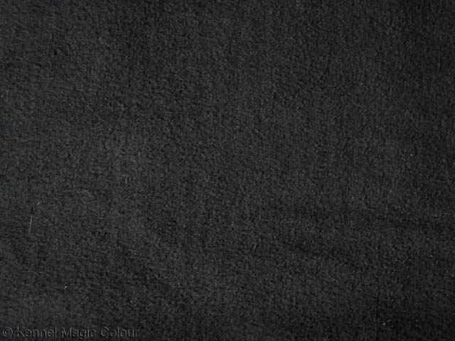 Fleece - svart