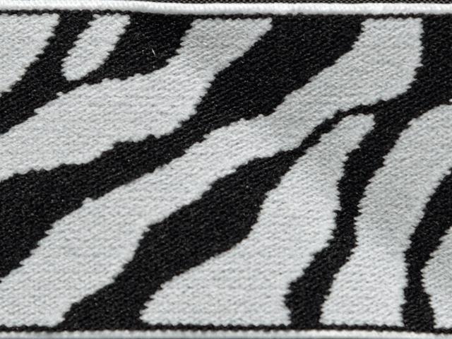 4) Zebra