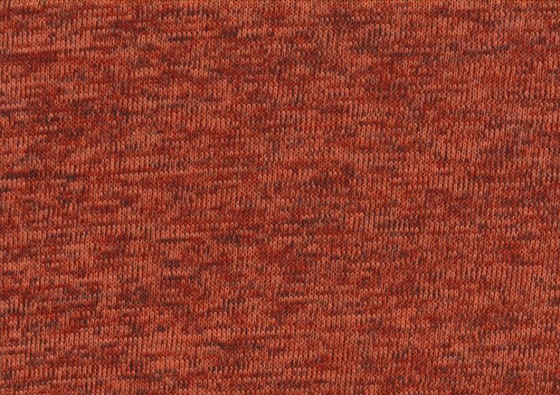 Trikå Fleece - orange