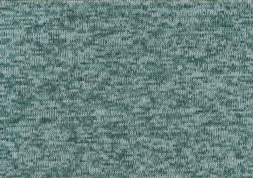 Trikå Fleece - dimgrön