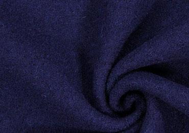 Ulltyg - marinblå